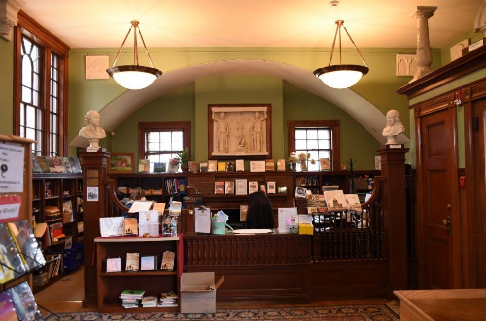 Kensington Library 2