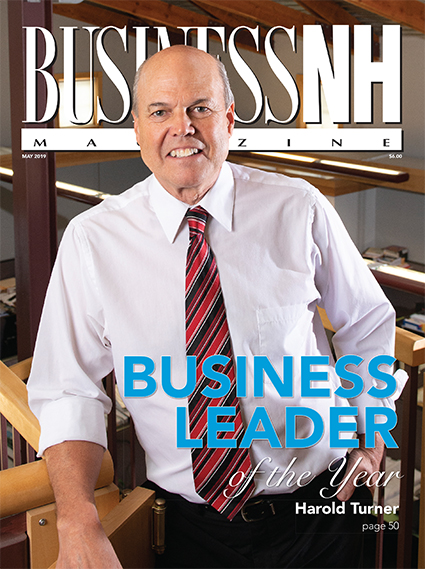 Business of the year 2019 cover