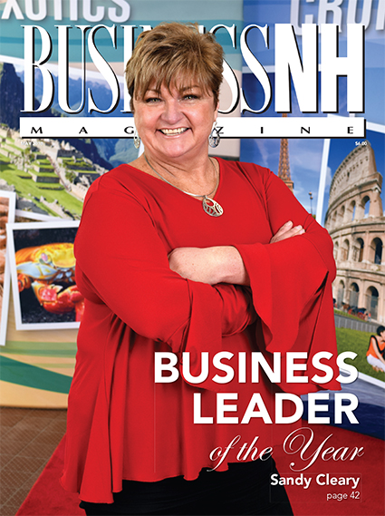 Business of the Year 2018 cover