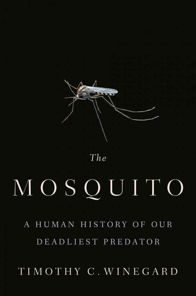 Book cover for Mosquito