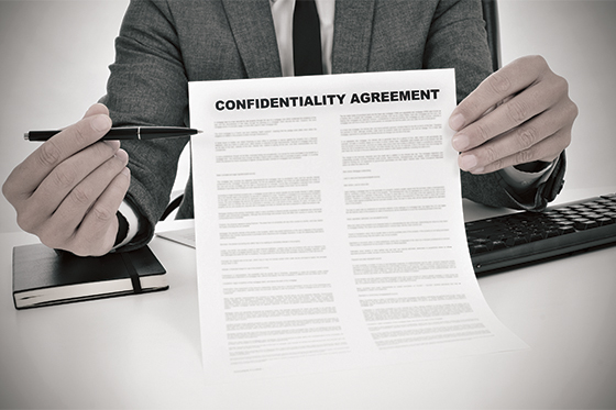 Business Nh Magazine Reconsidering Non Disclosure Agreements