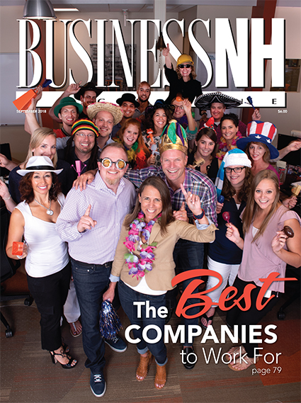 Cover for Best Companies to Woork For