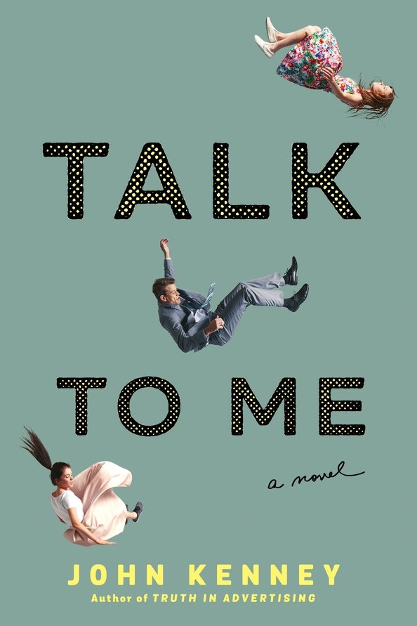 book cover of talk to me