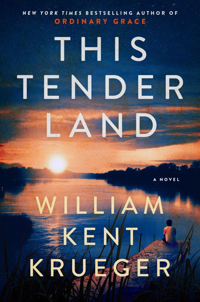 book cover of Tender is the land