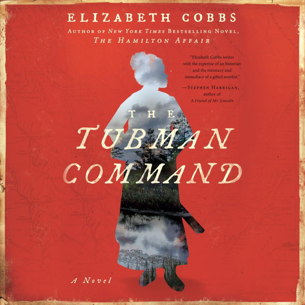 Booker cover for Tubman Command